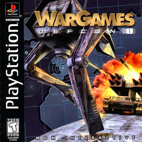 WarGames: Defcon 1 Soundtrack