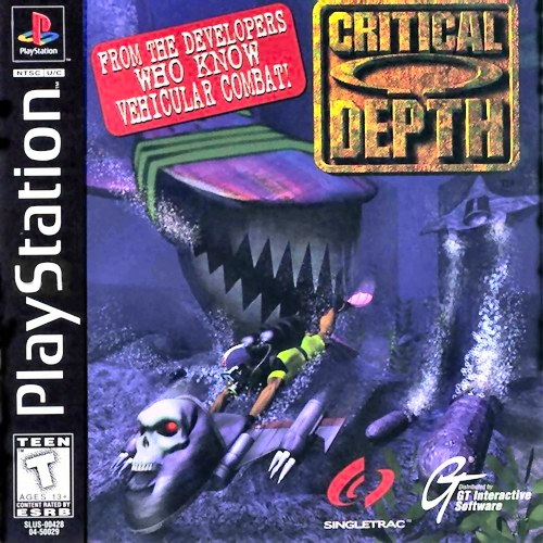 Critical Depth Soundtrack