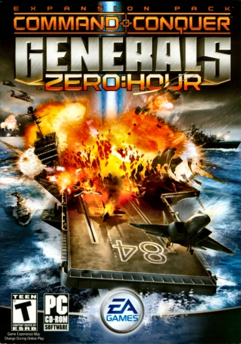 Generals: Zero Hour Soundtrack